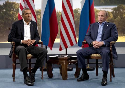 Obama & Putin