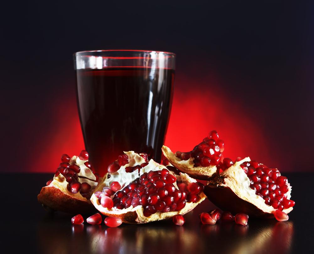 I benefici del succo di melograno