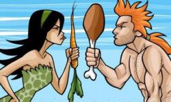 Vegani, vegetariani, onnivori