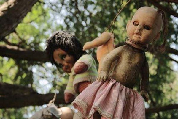Isole delle bambole, Messico