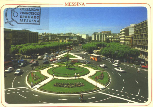 Messina - Piazza Cairoli