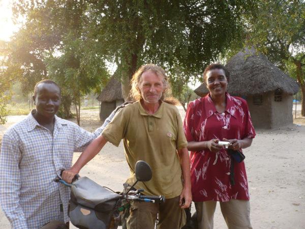 Obes Grandini in Africa