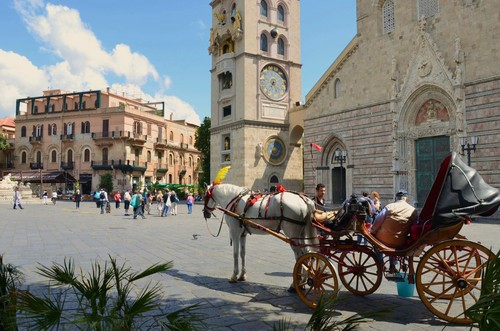 Carrozza a Messina