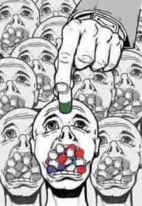 Schiavi dei farmaci