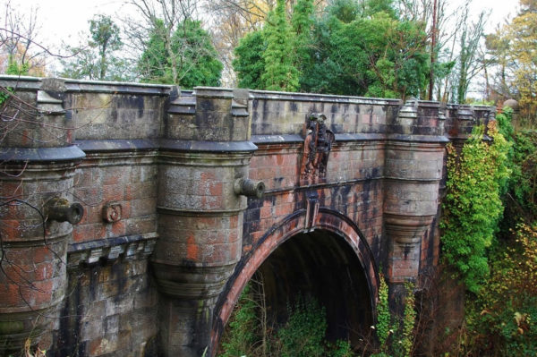 Overtoun Bridge, Scozia