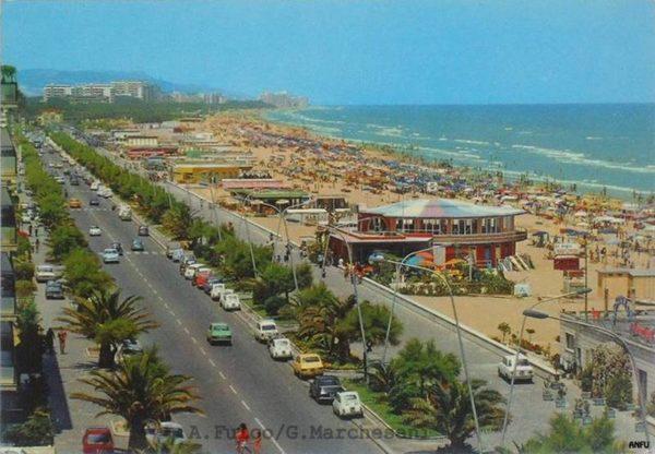 Pescara anni '70 - Lungomare