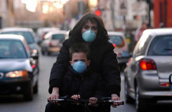 Inquinamento ambientale e danni al cervello