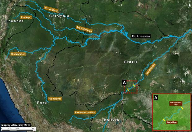 Nelle grandi dighe brasiliane annegano i diritti umani delle tribù amazzoniche