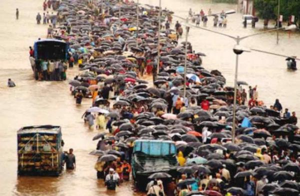 Profughi per il clima