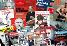 Propaganda anti Russia