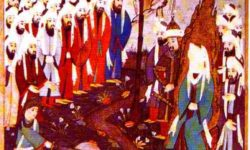 strage decapitazione alla presenza di maometto