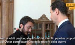 Occhi della Guerra - Intervista ad Assad