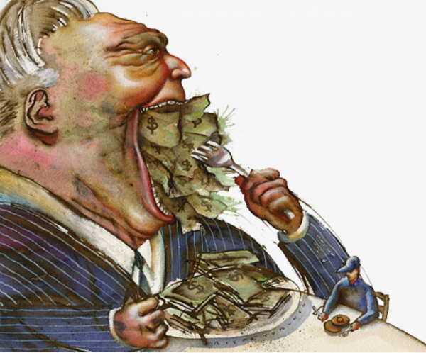 Aiuti al contrario: come i paesi poveri sviluppano i paesi ricchi