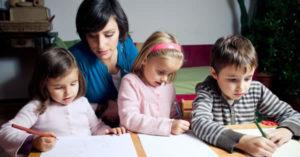 Istruire i figli a casa