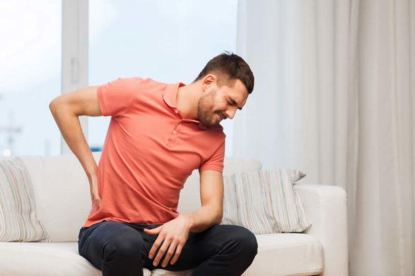 Mal di schiena di origine psicosomatica