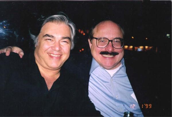 Aaron Russo e Nicholas Rockefeller