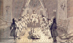 Freemasons Initiation
