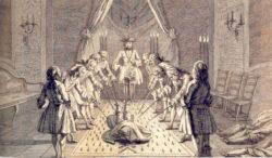 Freemasons Initiation