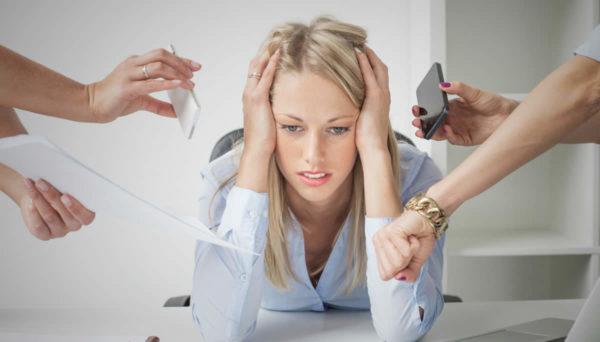 Lo stress e i suoi deleteri effetti