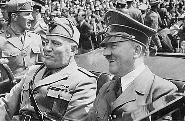 Il mistero dell'Ufo che spaventò Mussolini