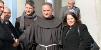 Sacerdote francescano Abuna Nirwan