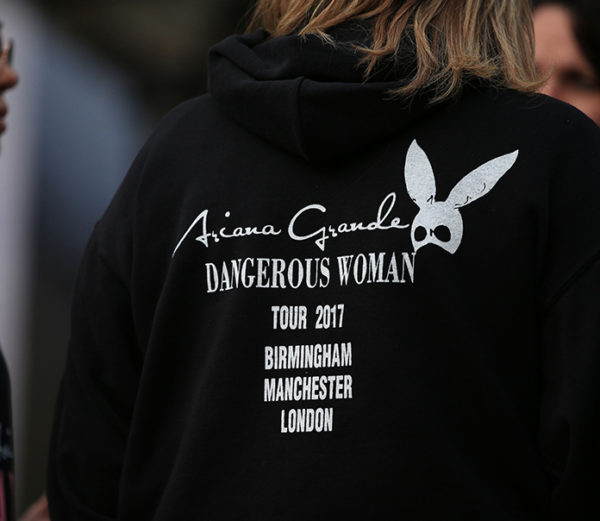 ariana grande dangeous woman tour