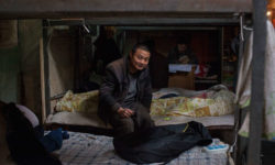 Vivere nelle viscere di Chongqing, in Cina