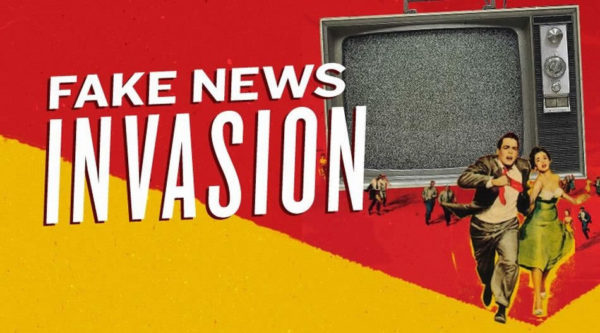 Fake news censura