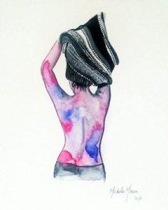 Michela Marini - Dipinto