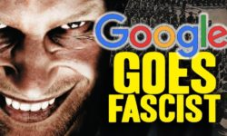 Google goes Fascist