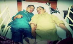 I fratelli pakistani che si paralizzano al tramonto