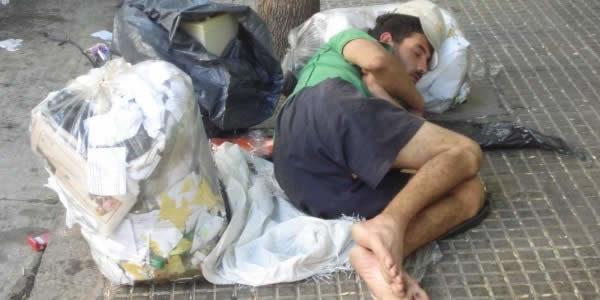 Povertà in Spagna