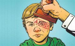 ADHD sindrome da deficit di attenzione e iperattività
