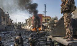 Guerra a Mosul