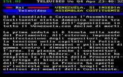 Fake News sul Venezuela del Televideo Rai