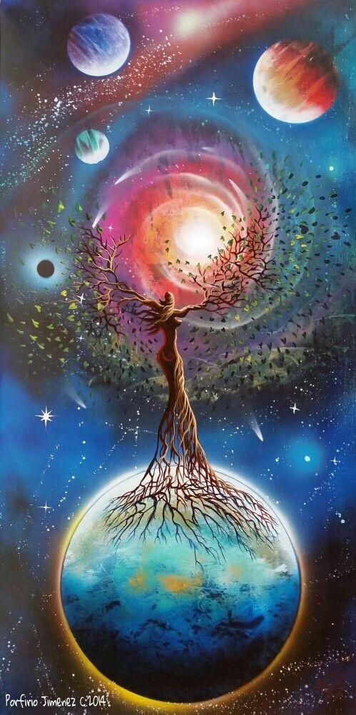Risveglio spirituale sia o tutti uno