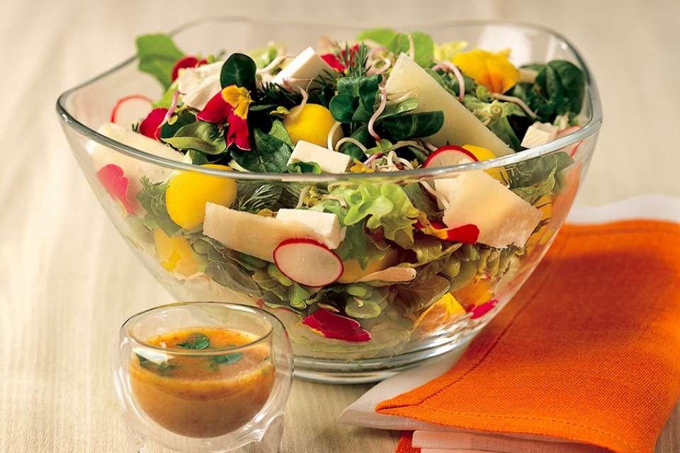 Un'insalata al giorno ringiovanisce il cervello
