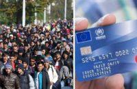 L'ombra di George Soros dietro le Mastercard prepagate e anonime in mano agli immigrati