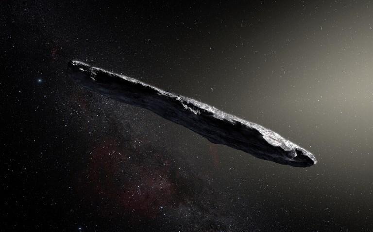 L asteroide Oumuamua è stato inviato dagli alieni: pioggia di critiche sull ipotesi di due astronomi di Harvard