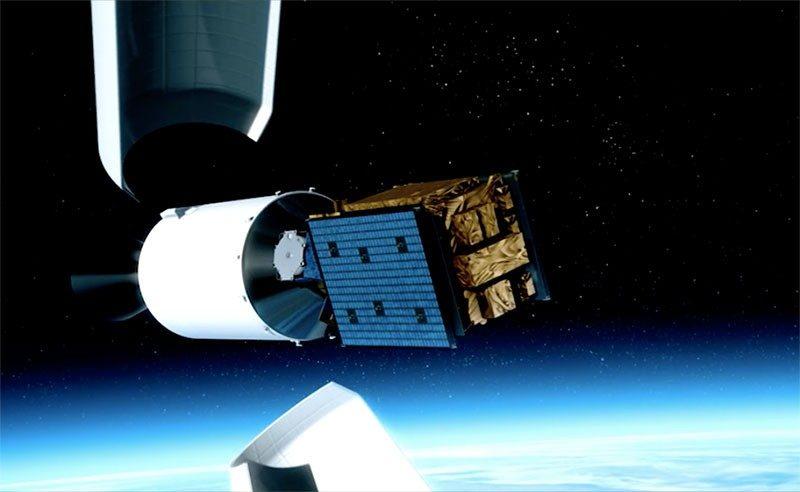 pomodori spazio spacex