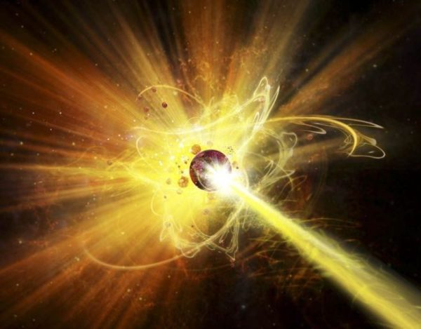 Risultati immagini per Scientists Warn Our Universe Could Be Destroyed Abruptly, higgs