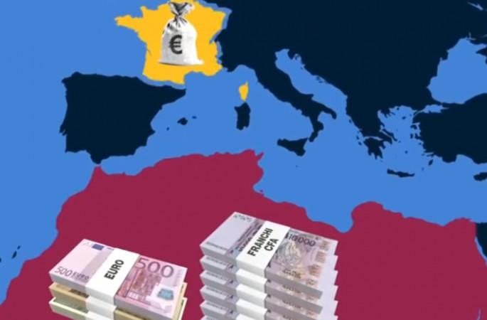 Come la Francia fa la cresta sull' Africa con i Franchi CFA