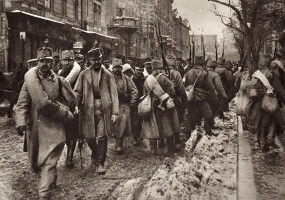 Scemi di guerra, Prima guerra mondiale