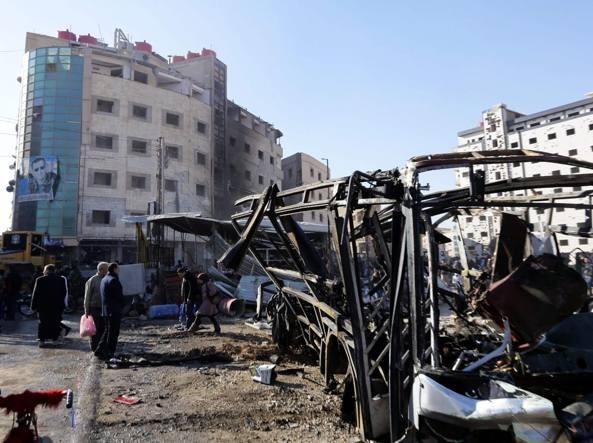 Risultati immagini per Terrore in Siria