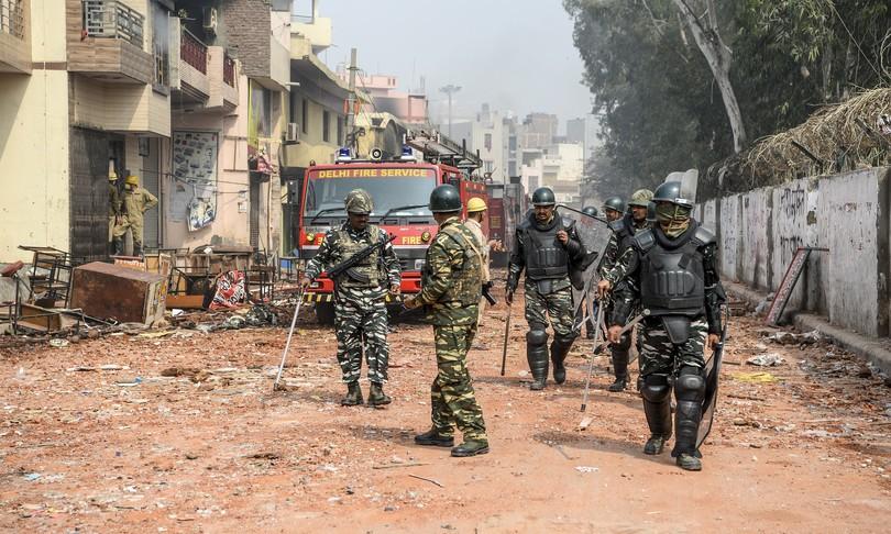 Risultato immagini per violenza a new delhi