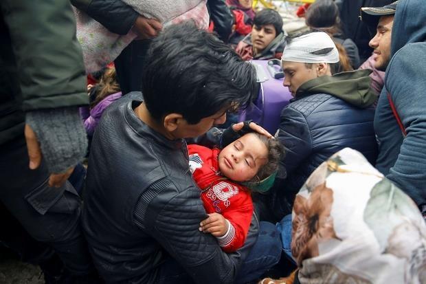 Risultato immagini per Erdoğan profughi siriani a Lesbo