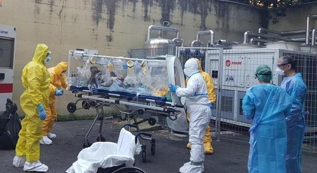 Coronavirus, Niccolò: «Bloccato da febbre? Rabbia sì, panico mai»