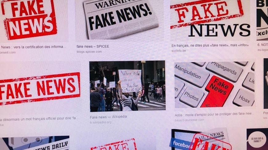 L'expert du jour: Fake news