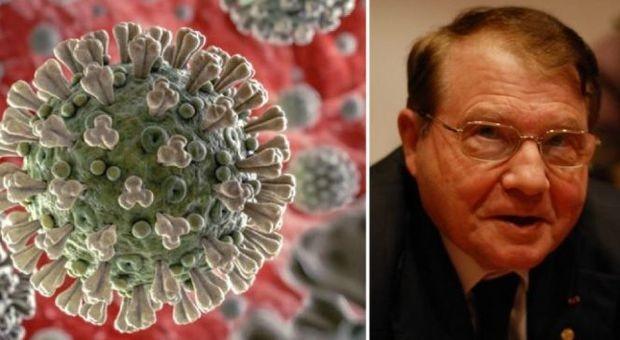 Luc Montagnier: COVID con HIV in 5G