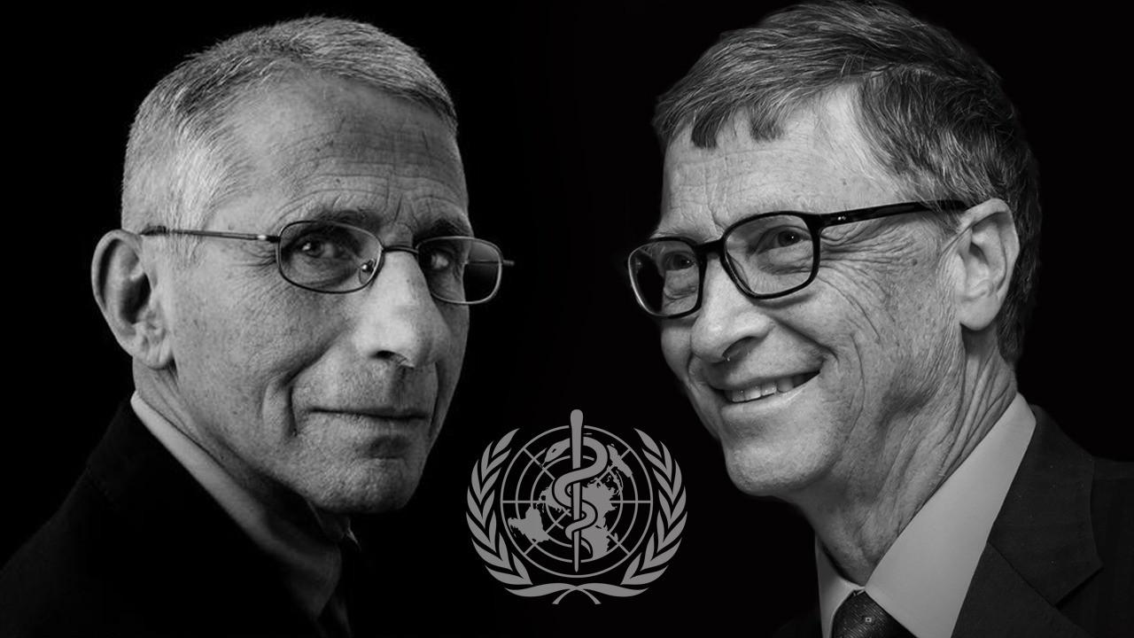 Anthony Fauci, Bill Gates e le misteriose collaborazioni con l'OMS ...
